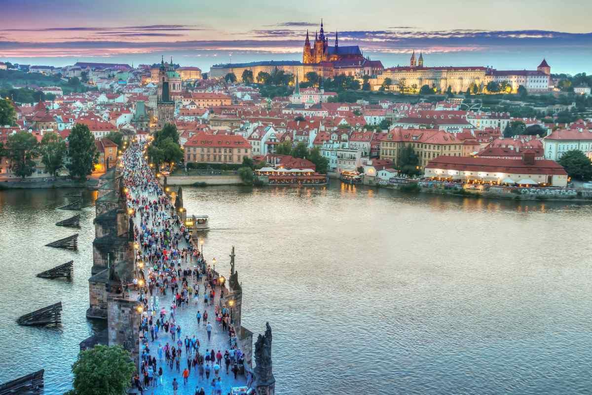Praga: come arrivare al centro dall'aeroporto